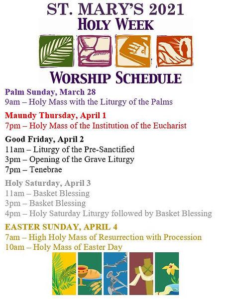 Holy Schedule Schedule.JPG