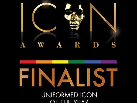 2018 ICON Awards Cancelled