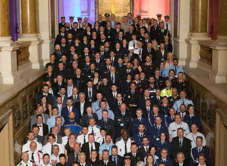 8th Biennial European LGBT Police Conference - Paris