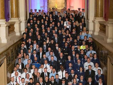 8th Biennial European LGBT Police Conference - Paris