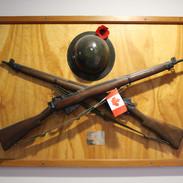 Lee-Enfield Rifles