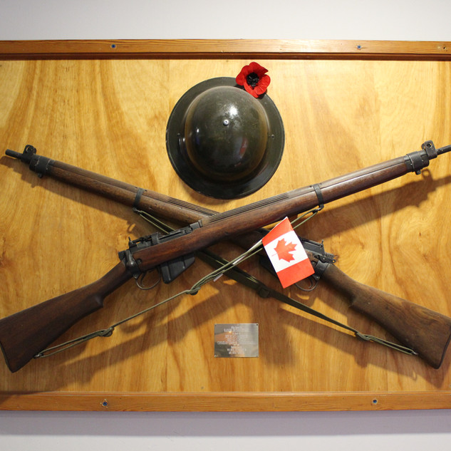 Lee-Enfield Rifles