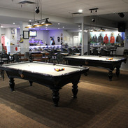 Our Pool Tables