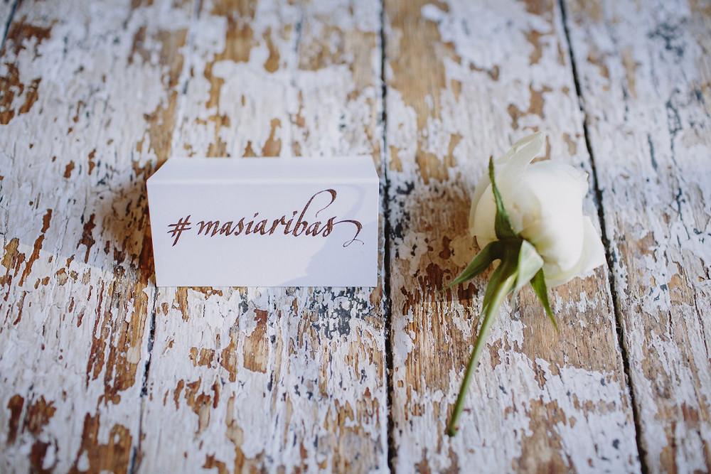 Velvet Romance La Centenaria | Detalle Hashtag