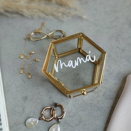 Caja de joyas personalizada