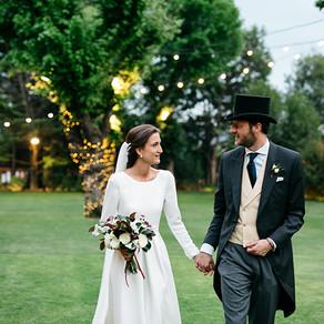 Ana y Pedro. Una boda muy esperada