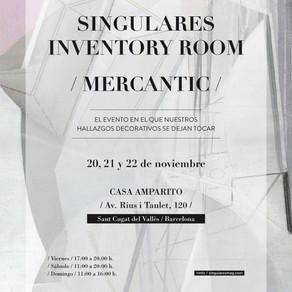 Singulares Inventory Room III