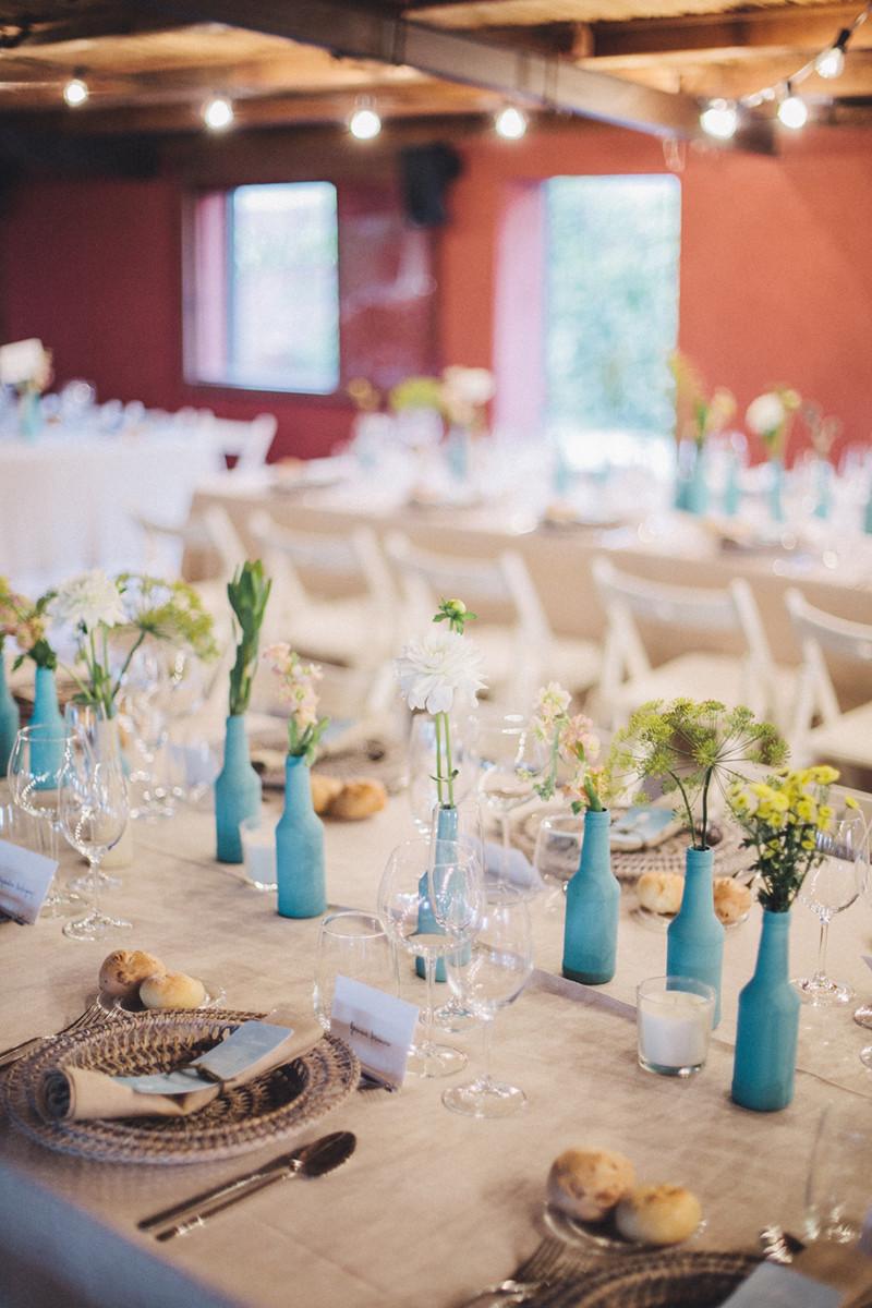 decoración de mesas por detallerie