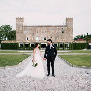 Núria y Manel. Una boda romántica y familiar en l'Empordà