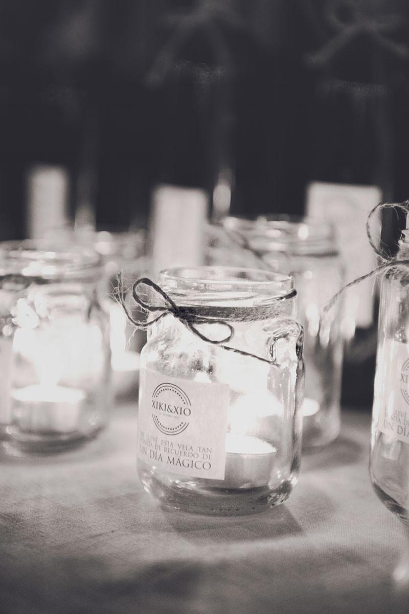 velas xio y xiqui