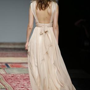 Los vestidos más espectaculares de la Barcelona Bridal Week