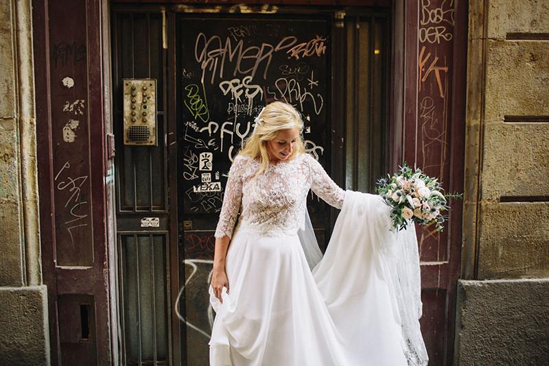 Una novia en la ciudad