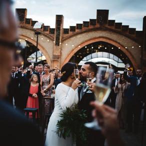 El 'making of' de una boda Detallerie