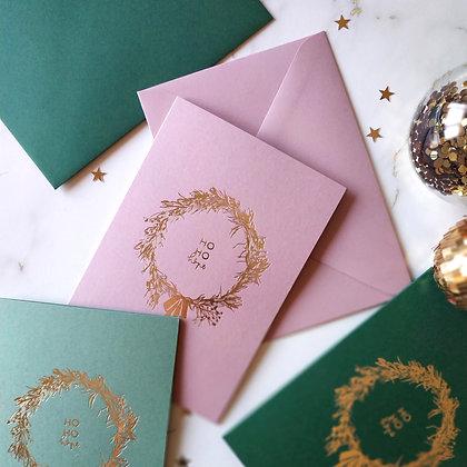 Pack 12 Postales de navidad