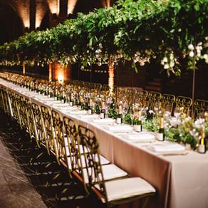 Mari y Jota. Una espectacular mesa imperial en las cavas