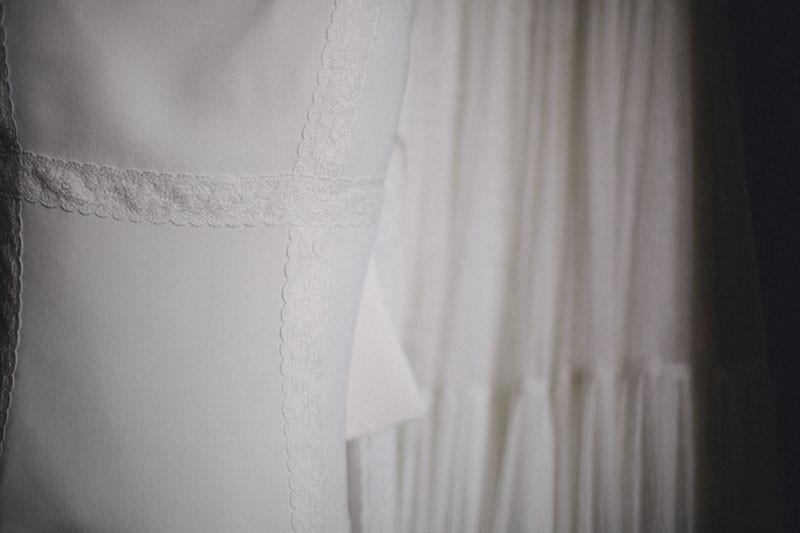 Vestido blanco_ Cris y edi