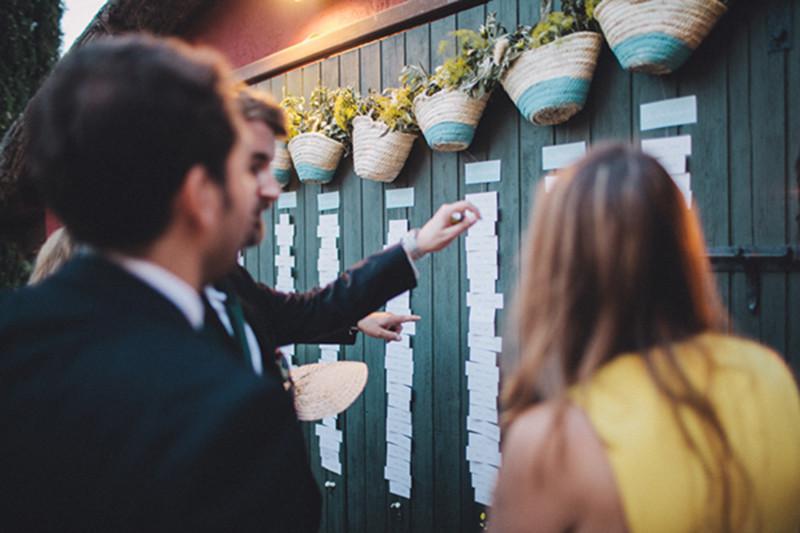 boda de verano detallerie seating plan