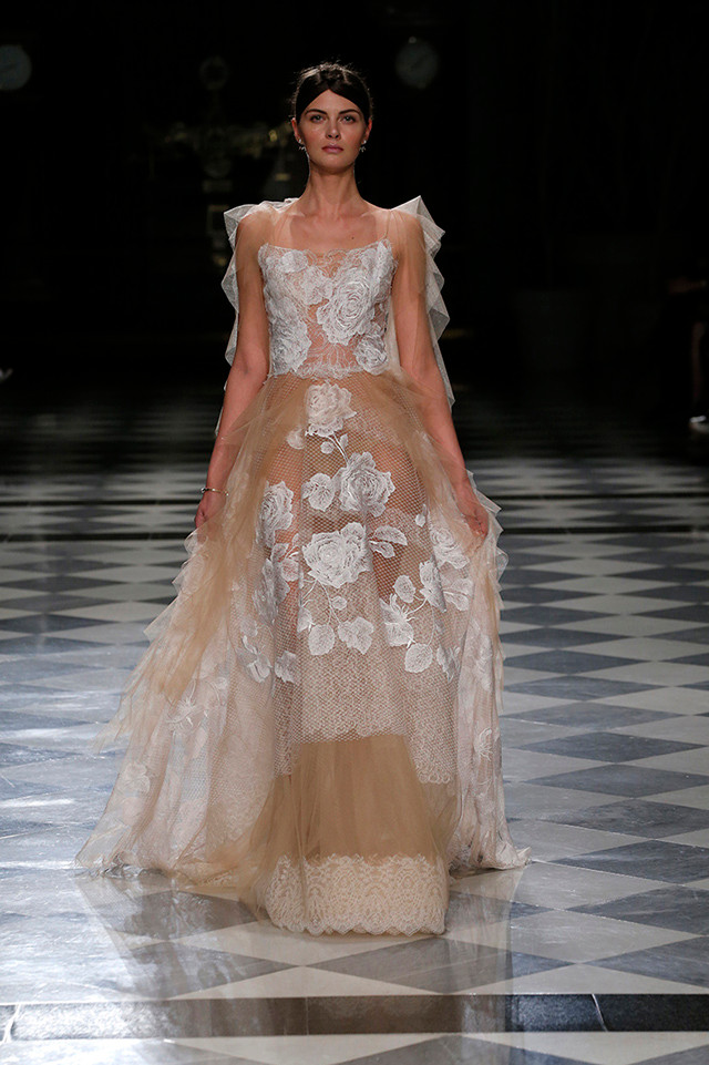 Últimas tendencias en vestidos de novia