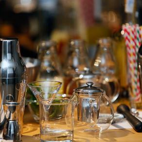 Un magnífico taller de cócteles con Fizz Bartenders