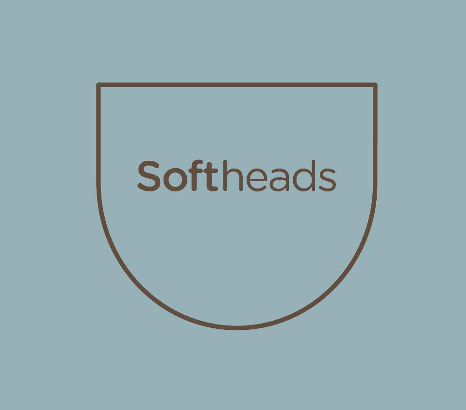 logo softheads