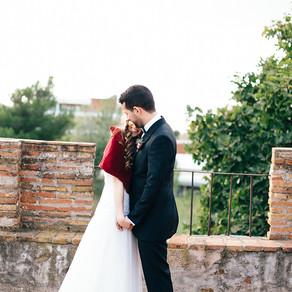 Una boda en invierno…¿por qué no?