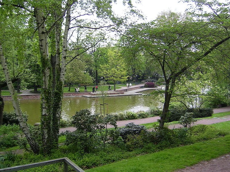 حديقة بوكنهايمر