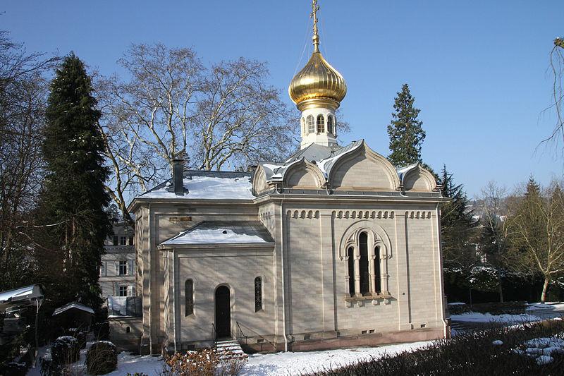 الكنسية الروسية