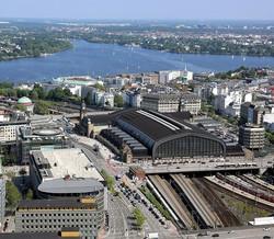 محطة القطارات الرئيسية