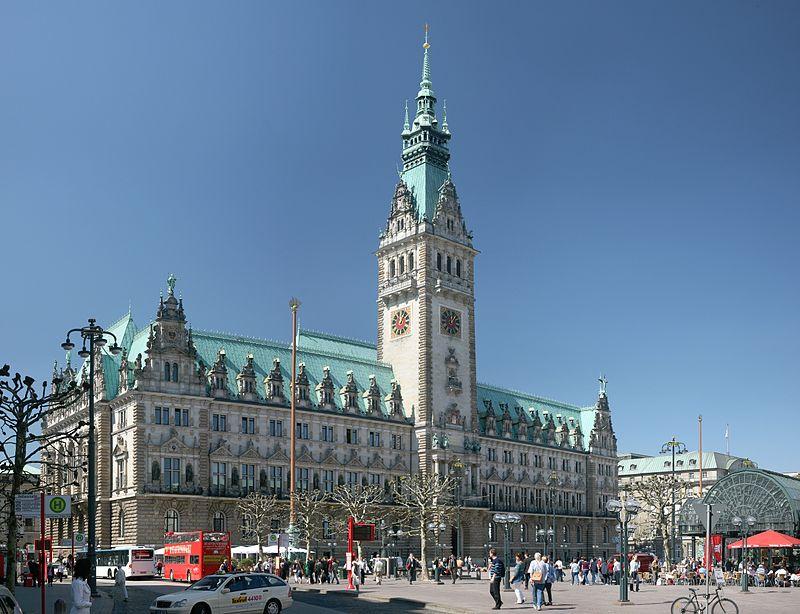 مبنى البلدية