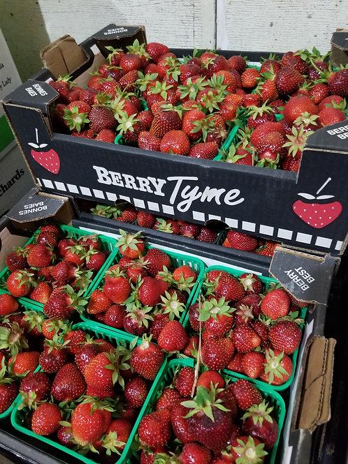 Strawberry Jam Flat