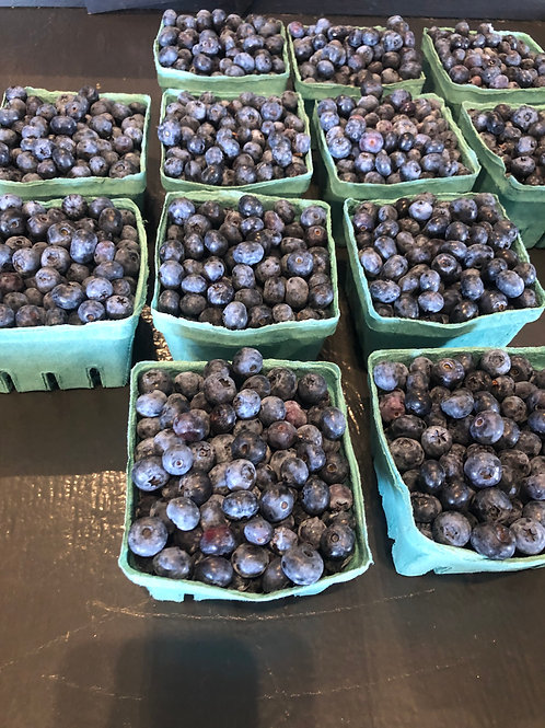 Domestic Blueberries
