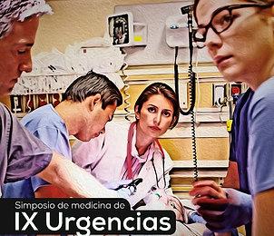 Libro de Memorias IX Simposio Medicina Urgencias