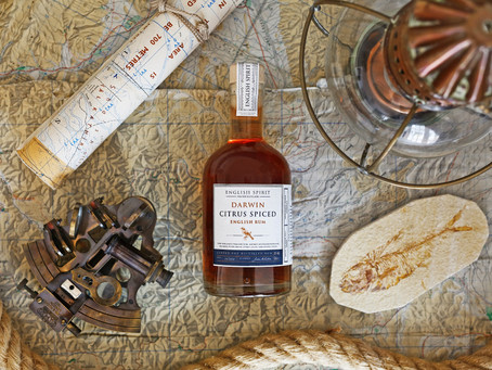 Darwin: a rum for intrepid explorers and amazing fathers