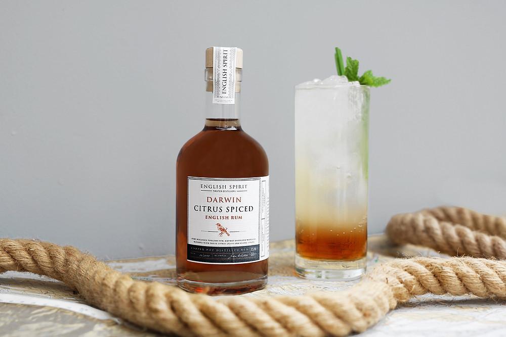 Citrus Spiced Rum