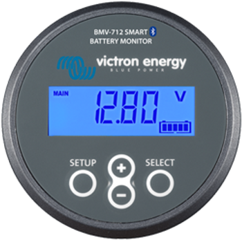 Victron Battery Monitor, BMV-712 Smart