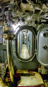 Inside USS Batfish