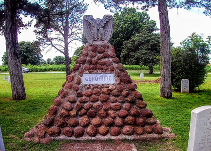 Grave of Geronimo
