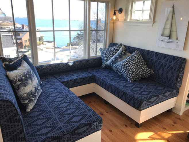 Custom Couch