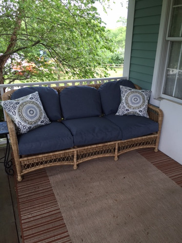 Wicker Cushions