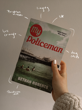 BOOK REVIEW: My Policeman by Bethan Roberts