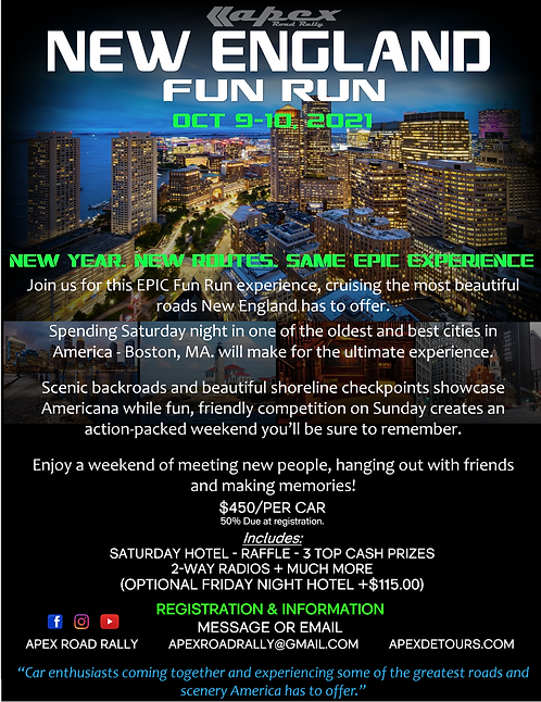New England Fun Run