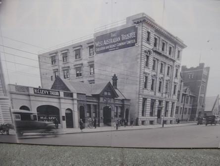 West Australian Trustees Building
