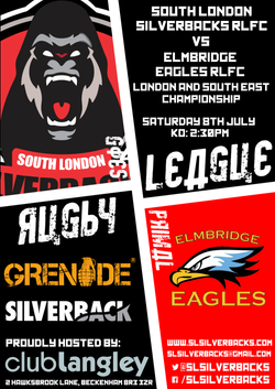 Elmbridge Eagles League Home