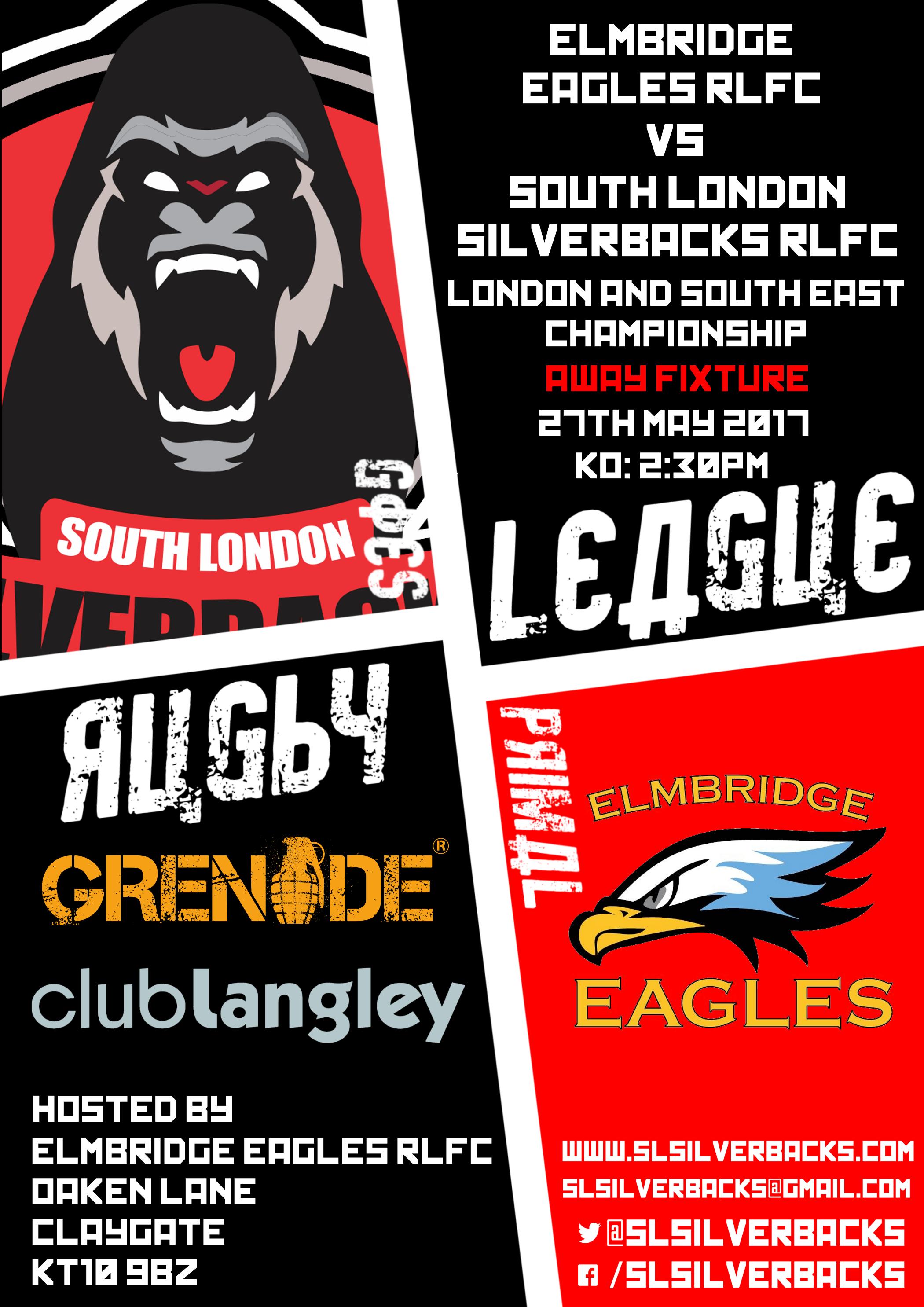 Elmbridge Eagles League Away