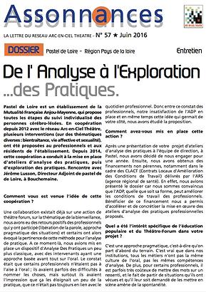 exploration des pratiques, théâtre-forum Pastel de Loire Anjou Mayenne, arc en ciel théâtre