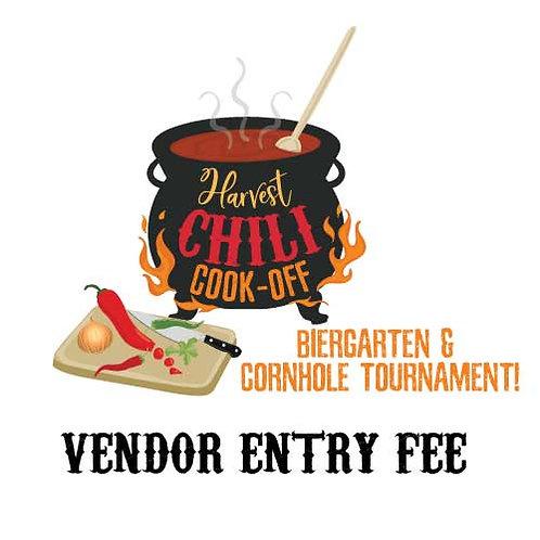 Vendor Entry Fee