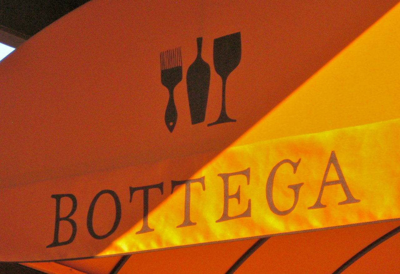 Bottega Restaurant in Yountville