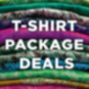 50 T-Shirts for $250