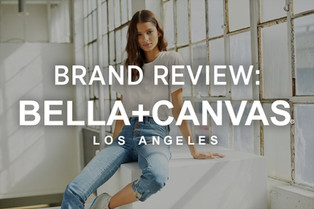 Brand Review: Bella + Canvas