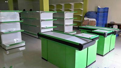 Muebles de caja (Checkout)